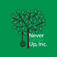 Never Grow Up, Inc. Logo