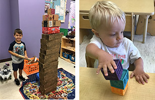Constructive play for Pre-K and Toddlers
