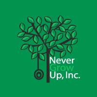 Never Grow Up, Inc. Logo