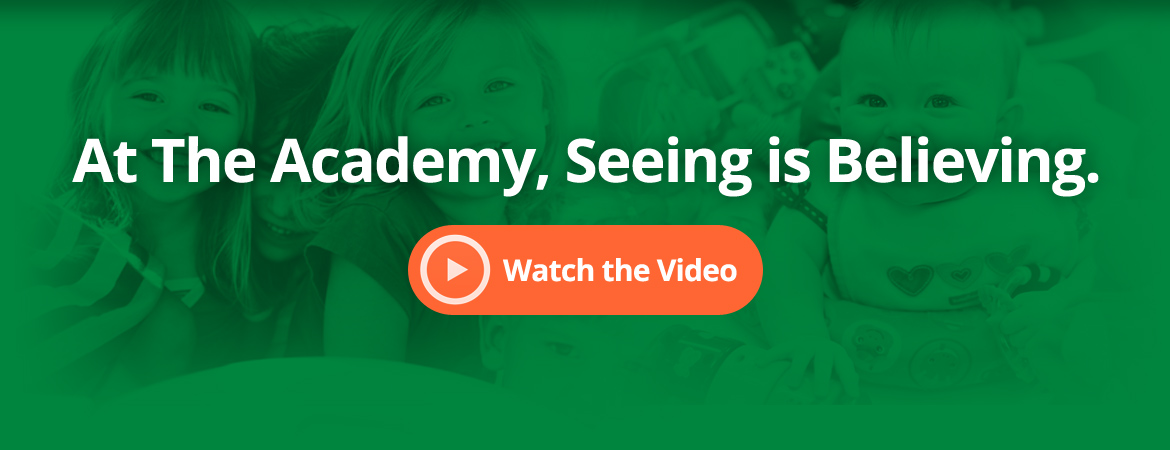 At The Academy, Seeing is Believing.