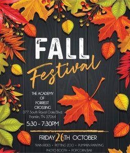 franklin tn preschools fall festival