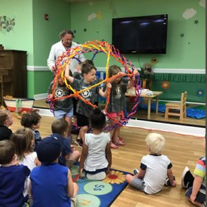 Science fun in Franklin TN Day Cares